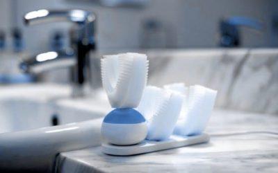 Amabrush: el cepillo de dientes sin manos