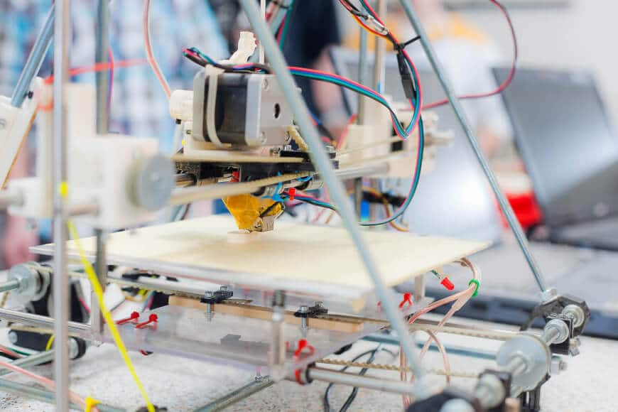 Diseño asistido por ordenador y impresión 3D.