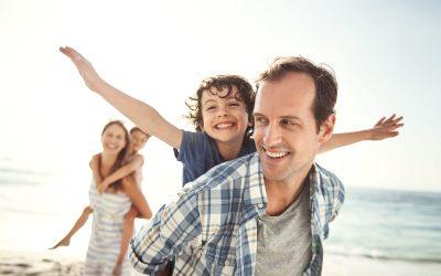 Cuidado dental en verano: tips para toda la familia.