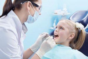 salud dental de los niños