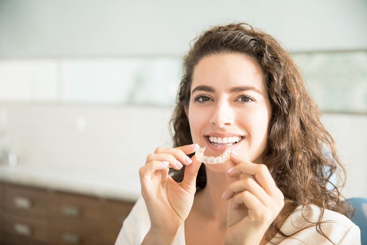 Invisalign: la ortodoncia sin complejos