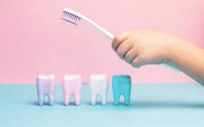 Cómo cuidar la salud dental de tus hijos