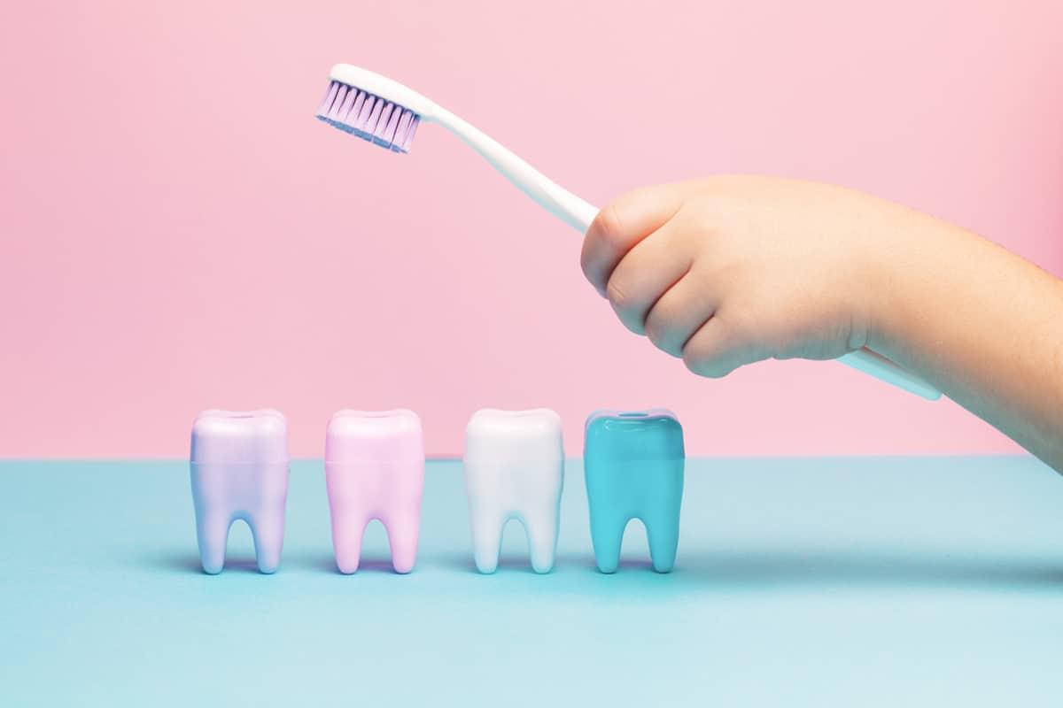 Como cuidar la salud dental de tus hijos